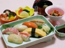 にぎり寿司定食2
