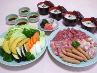ロマントピア手ぶらでバーベキュープラン 十和田黒牛などの食材