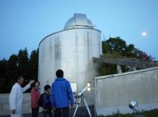 星と森のロマントピア 天文台「銀河」