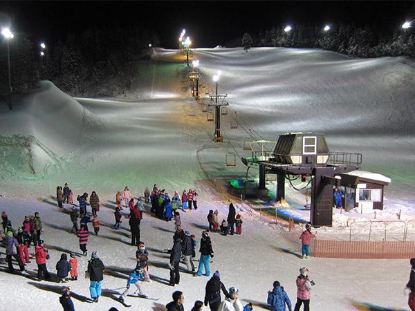 スキー 場 相馬